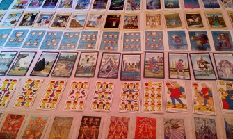 Curso intensivo de iniciação aos Arcanos Menores e Maiores do Tarot