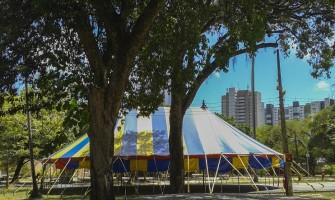 Festival Arte no Parque anima final de semana no Recife