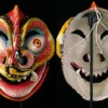 Confeccione sua máscara de Carnaval (e também as das crianças)!