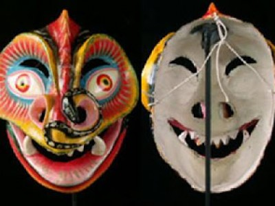 Confeccione sua máscara de Carnaval!