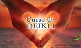 Curso de Reiki 1 dia 13/2/16 no Recife