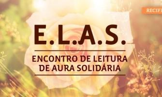 Encontro de Leitura de Aura Solidária dia 23/2 no Gerar
