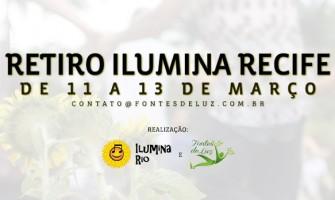'Retiro Ilumina Recife' de 11 a 13 de março no Espaço Gerar