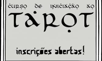 Curso de Iniciação aos Arcanos Menores e Maiores do Tarot