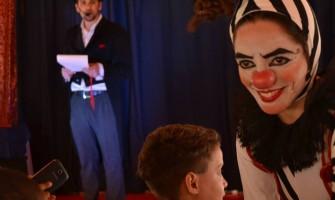 Espetáculo Il Trasporto Umano será apresentado dias 28 e 29/3 no Colômbia Circus, em Ipojuca