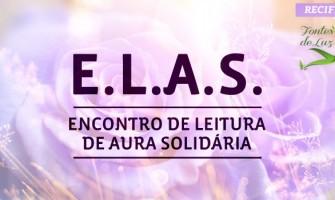 Encontro de Leitura de Aura Solidária dia 26/4 no Gerar
