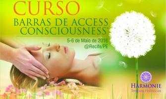 Curso Barras de Access Consciousness™ dia 7 de maio no Recife