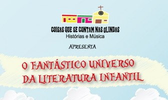 Histórias infantis animam o Centro de Cultura Luiz Freire dia 24/4. A entrada é franca!