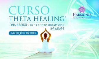 Curso 'DNA Básico – Theta Healing®' com Ariana Borges de 13 a 15 de maio no Recife
