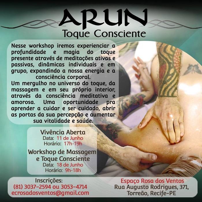 Arun Toque Consciente