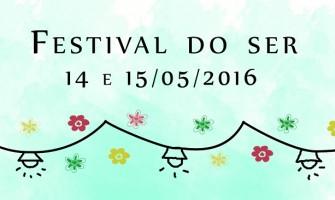 'I FESTIVAL DO SER' DIAS 14 E 15 DE MAIO NO RECANTO DO SER