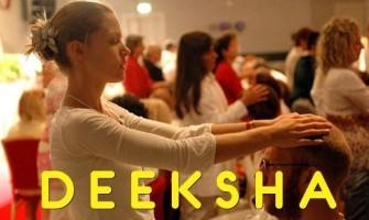 Deeksha, a energia que acelera o despertar da consciência