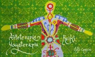Terapeuta Cleto Campos reúne Arteterapia, Yogaterapia e Reiki em atendimentos individuais e em grupo