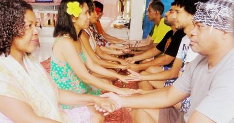 Oficina 'Iniciação de Casais na Sexualidade Sagrada' de 15 a 17 de julho