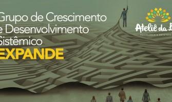 [AGENDA PE] 'Grupo de Crescimento e Desenvolvimento Sistêmico – EXPANDE' tem início dia 6/8 no Ateliê da Luz