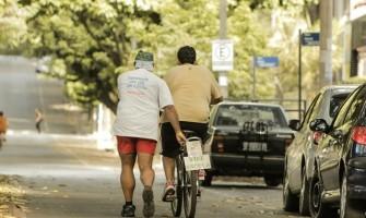 Bike Anjo ajuda quem deseja aprender a pedalar com segurança nas cidades
