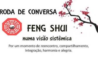 [AGENDA PE] Roda de Conversa sobre o Feng Shui numa Visão Sistêmica dia 30/7