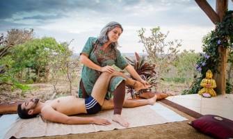 [AGENDA DF] Curso de Massagem Natural – Uma abordagem Ayurvédica, de 9 a 15/7, em Brasília