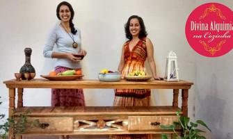 [AGENDA PE] Curso 'Divina Alquimia na Cozinha' dia 11/9 no Espaço Circular