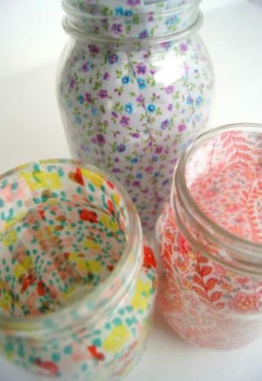 como-decorar-potes-de-vidro-com-tecido-7
