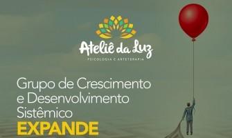 [AGENDA PE] 'Grupo de Crescimento e Desenvolvimento Sistêmico – EXPANDE' no Ateliê da Luz. Vagas abertas!