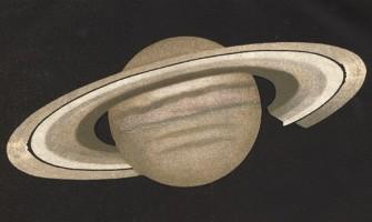 Saturno retorna ao movimento direto