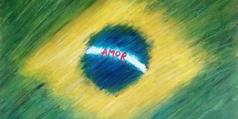 A Bandeira do Brasil que a gente quer!