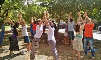 [AGENDA PE] Yoga, Reiki, Deeksha, Meditação e Bate-papo sobre Alimentação Saudável, neste sábado, no Espaço Agroecológico de Setúbal