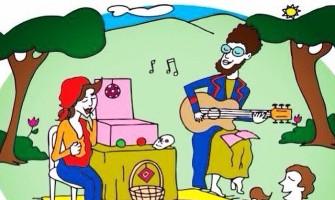 [AGENDA PE] Espetáculo Touro Azul e as Canções anima a criançada esta quarta-feira no Terra Café