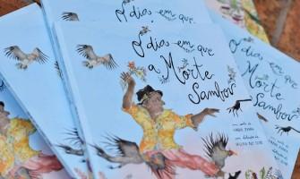 [AGENDA PE] Lançamento do livro 'O dia em que a Morte sambou' dia 27/11