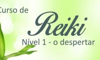 [AGENDA PE] 'Curso de Reiki Nível 1 – O Despertar' dia 3/12 no Horizonte