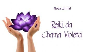 [AGENDA PE] Curso 'Reiki da Chama Violeta' dia 19/11 no Recife