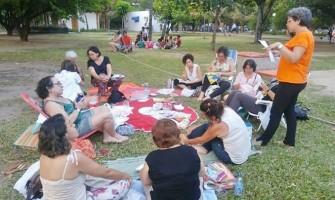 [AGENDA PE] 'Bordado Livre na Rua' dia 3/12 no Parque da Jaqueira