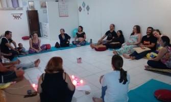 [AGENDA PE] Roda de Gestantes dia 19/11 no Garuda Yoga