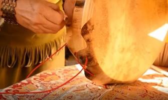 Curso Online de Construção de Tambores Xamânicos, com Denise Mascarenhas