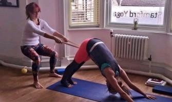 [AGENDA PE] 'Workshop de Técnicas de Ajustes Corporais nas Posturas de Yoga' dia 18/12 no Recife