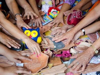 [AGENDA PE] Dia 6/12 será lançada a loja virtual Entremãos, que comercializará artesanato de mulheres pernambucanas