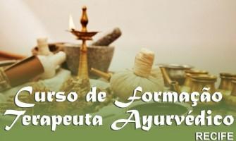 [AGENDA PE] Curso de Formação em Terapeuta Ayurvédico a partir de 4 de março no Recife