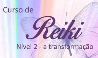 [AGENDA PE] Curso de Reiki Nível 2, dia 4 de fevereiro, no Horizonte