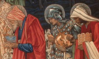 Os Magos Astrólogos e a Estrela de Belém