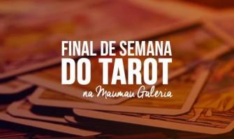[AGENDA PE] Final de Semana do Tarot na Maumau Galeria, dias 7 e 8 de janeiro