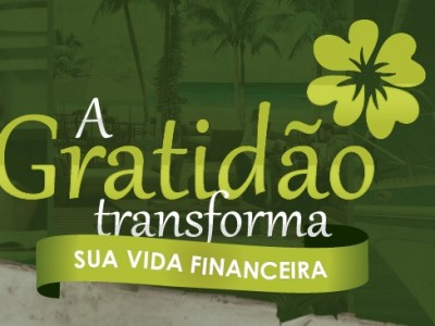 Curso online 'A Gratidão transforma sua vida financeira', com Marcia Luz
