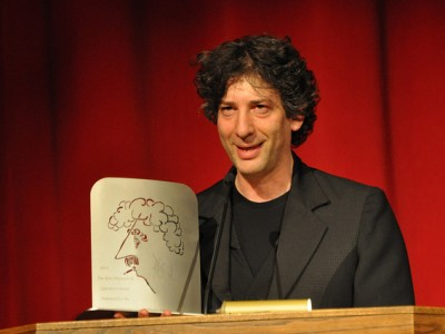 'Façam boa arte'! Discurso de Neil Gaiman para os formandos da University of the Arts