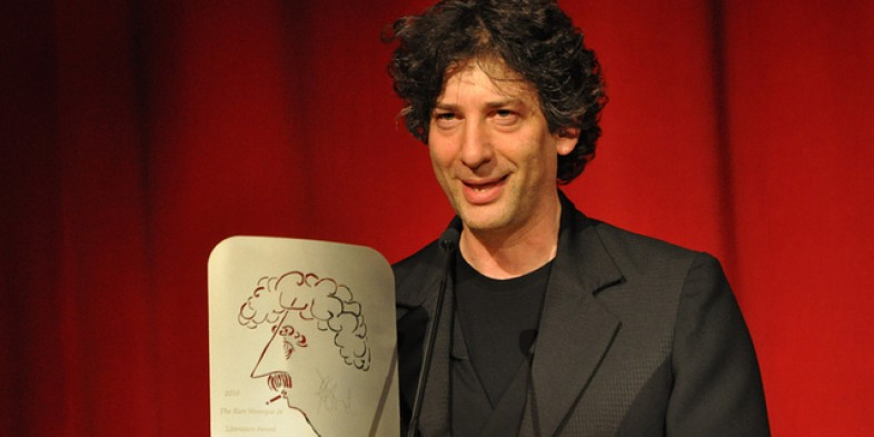 'Façam boa arte'! Discurso de Neil Gaiman para os formandos da University of the Arts