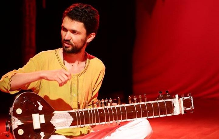 oficina musica indiana
