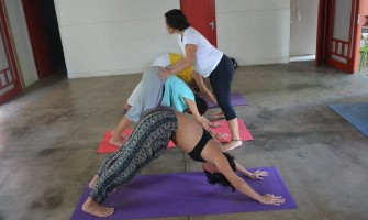 [AGENDA PE] Aulas de Yoga com Dany Rosso, terças e sextas no bairro da Encruzilhada, no Recife