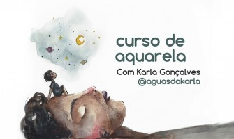 [AGENDA PE] Curso de Aquarela para iniciantes e arteiros