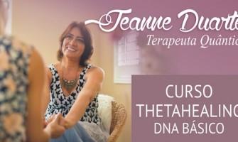 [AGENDA SP] Curso DNA Básico ThetaHealing® com Jeanne Duarte, dias 24, 25 e 26 de março, em São Paulo