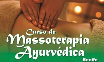 [AGENDA PE] Formação em Massoterapia Ayurvédica, a partir de 10/6, no Recife