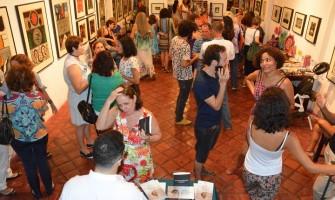 [AGENDA PE] Dança, Música, Exposição, Brechó e Feira Artesanal animam o Sobrado Espaço Cultural, em Olinda, dia 8/4/2017